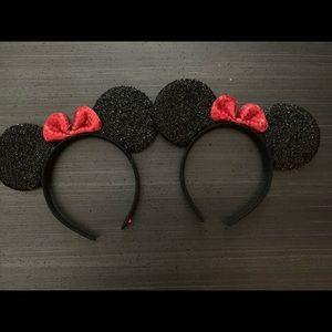 Minnie Mouse ears